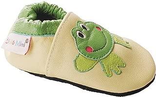 Bibi and Mimi Infants' Frog Booties