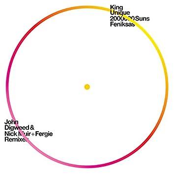 2000000 Suns / Feniksas Remixes