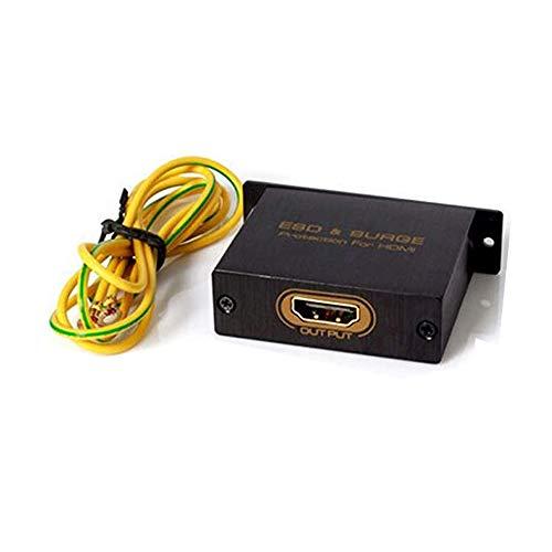 BolAAzuL HDMI-Überspannungsschutz für ESD/Strom/Beleuchtung, tragbar, HDMI 1.4 ESD-Schutz, unterstützt HDCP Full HD 1080P