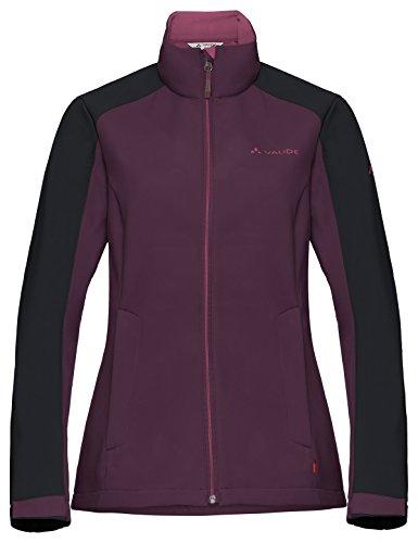 VAUDE Damen Women's Cyclone Jacket V Jacke, Fuchsia, 38
