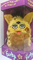 Furby Lizard Generation 5 - Yellow with Brown Spotted Body [並行輸入品]