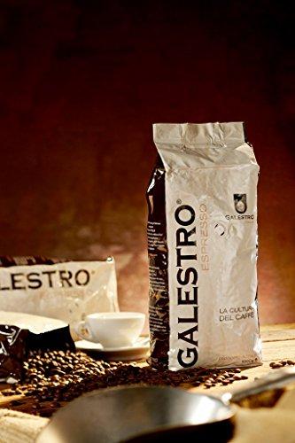 "Galestro Espressobohnen: Exklusive ""Miscela di Torino"" Röstung"