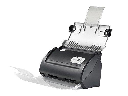 Plustek SmartOffice PS286 Plus Duplex Dokumentenscanner Schwarz, Silber
