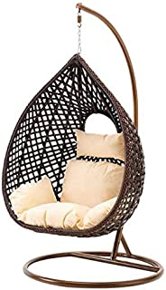 Comfortable Hanging Chair Outdoor Patio Swing Hanging (Egg Nest Shape) YL4-280