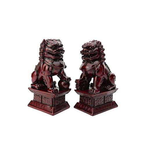 lachineuse Grands Lions FO Gardiens Feng Shui