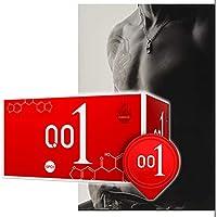 コンドーム業務用 lサイズ, 夫婦スキンコンドーム l/厚くてスタイリッシュコンドーム sサイズ業務用複数の人に適しています / 10個東アジアの男性のために設計された