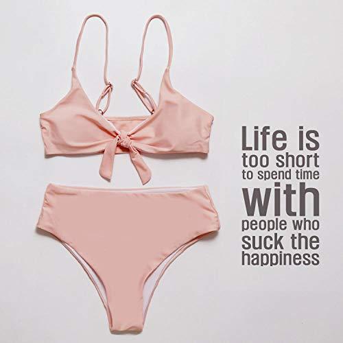 OUO Costume da Bagno da Donna Protezione UV Nuoto Bikini Hose Acqua Sport schwimms da Bagno,