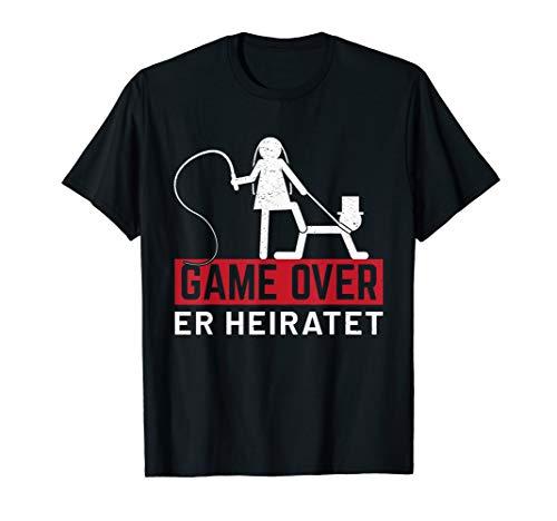 game over hochzeit