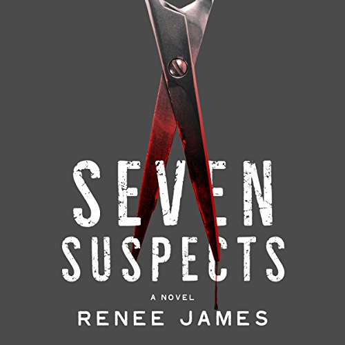 Seven Suspects audiobook cover art