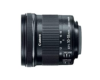 Canon EF-S 10-18mm f/4.5-5.6 IS STM Lens  Renewed