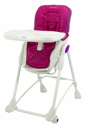 Bébé Confort Omega Intense - Trona multifunción (colección 2011), color rojo
