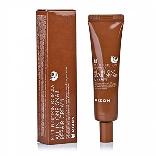 MIZON Crème Visage Réparatrice All in One Snail Repair Cream Tube 35ml