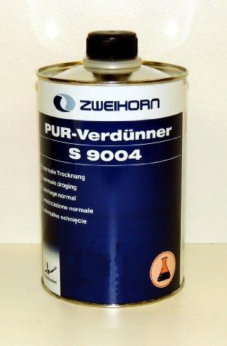 Zweihorn PUR - Verdünner S 9004 1 Liter