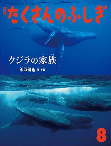 クジラの家族 (月刊たくさんのふしぎ2019年08月号)