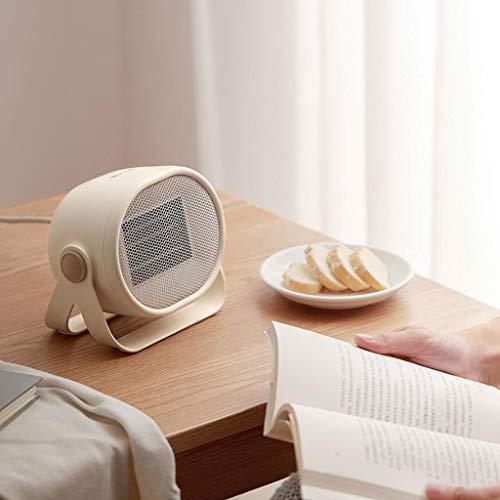 ZXCVBN para hogar Oficina Calentador eléctrico Calentador Calentador Oficina Mini Dormitorio pequeño Sol de Ahorro de energía Power SpeedHot Ahorro de Asar 500W Estufa