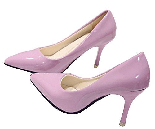 Frelo - Zapatos de Vestir de Charol para Mujer