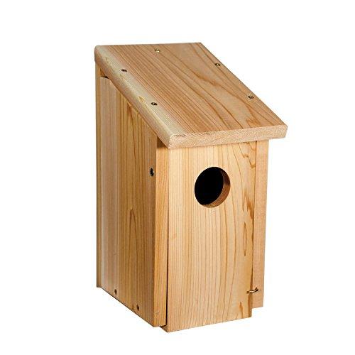 Woodlink Woodpeck Pic de cèdre Maison