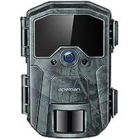 Apeman 20MP 1080P Wildlife Night Detection Game Camera