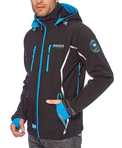 HIMALAYA MOUNTAIN AEDANMEN-Bla/Blue - Chaqueta para Hombre, Color Azul, Talla del Fabricante: XL