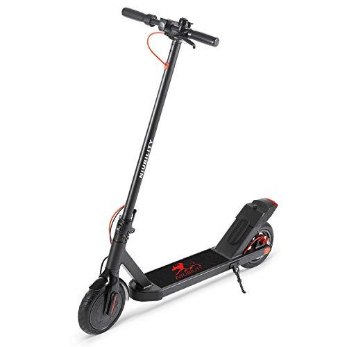 Festnight 8,5 Zoll Zwei Rad-Folding Elektro Scooter E Roller E Scooter Scooter Roller 36v 7.8ah Batterie 20-25 Km Reichweite Für City Commuting Wochenendtrip