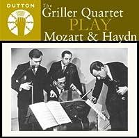 String Quartets 14 & 15 / String Quartet Op 33 by W.A. Mozart