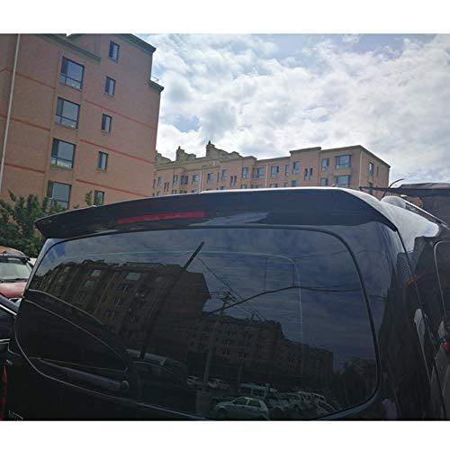 JTAccord ABS Auto Heckspoiler Standard Heckklappe Spoiler Dach Heck Heck Kofferraum Lippe Windschutzscheibe Flügel für Mercedes Benz V KLASSE Neu Vito V260 V260L 2016 2017 2018