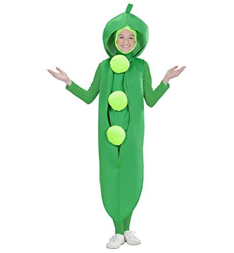 WIDMANN Erbsen-Kostüm für Essen & Trinken