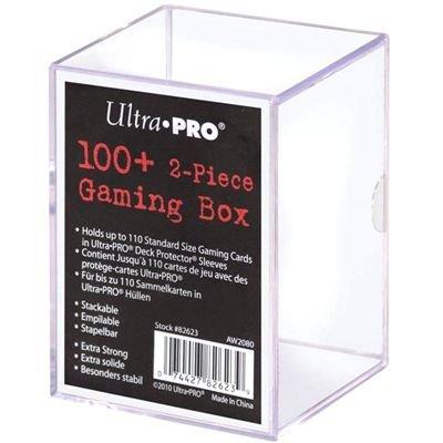 Ultra Pro Deck 100+ 2-Piece Gaming Box [Importación alemana]