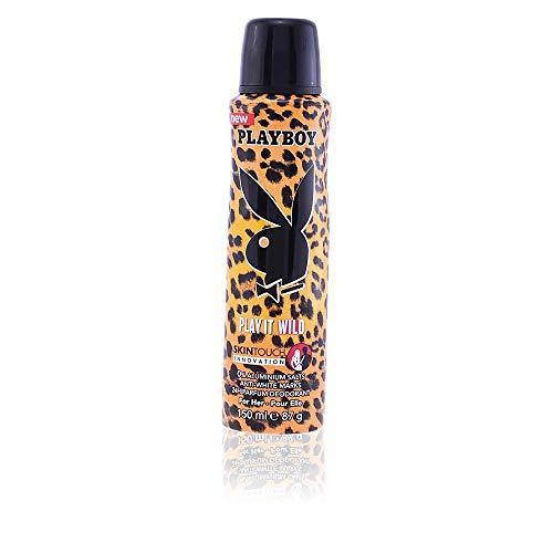 PLAYBOY Play It Wild Her Deo Desodorante - 150 ml