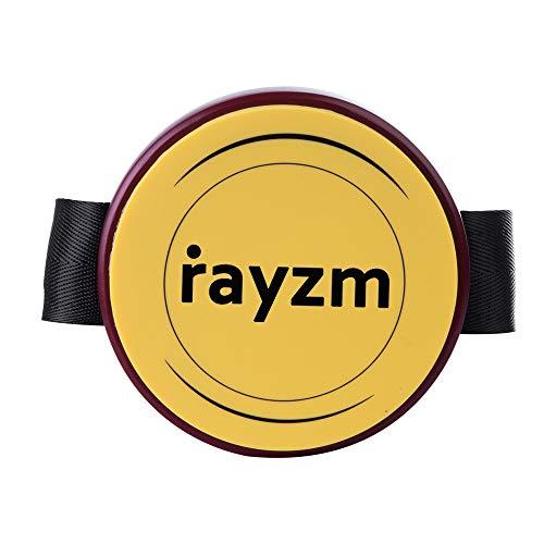 Rayzm Mini Drum Pad de Pierna Ajustable para...