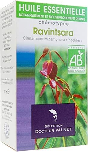 Ravintsara Huile Essentielle Bio - 10 ml - Dr Valnet (cinnamomum camphora cineolifera)