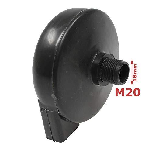 Luftfilter zu Druckluft Kompressor mit M20 Gewinde
