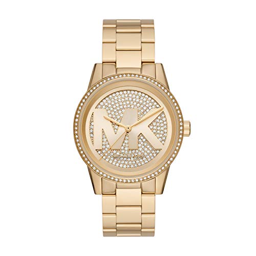 Michael Kors Ritz Stainless Steel Watch
