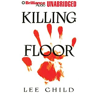 Killing Floor audiobook cover art