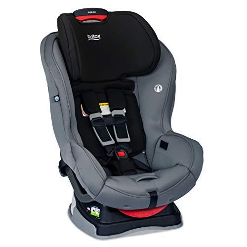 Britax Emblem 3-Stage Convertible Car Seat, Slate Safewash
