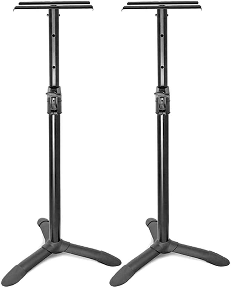 Speaker Stands Minneapolis Mall Professional Credence Lifting Metal Fl Stand Monitor