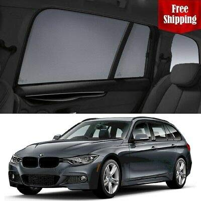 Learn More About Magnetic Car Window Shades for BMW 3 Series 2016 F31 Wagon Car Rear Sun Blind Shade...