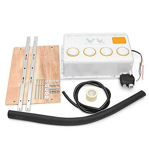 DIFU Mini Klimagerät Luftkühler 12V Klimaanlage Auto Wandventilator für LKW-Bagger