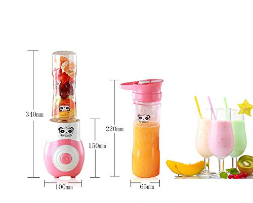 Best Review Of HFFTLH Fully Automatic Mini juicer Juicer Portable Electric juicer Multifunctional Fo...