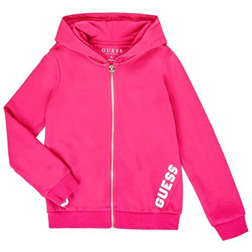 Guess Herwann Sweatshirts Und Fleecejacken Madchen Rose - 3 Ans (3 Jahre) - Sweatshirts Sweater