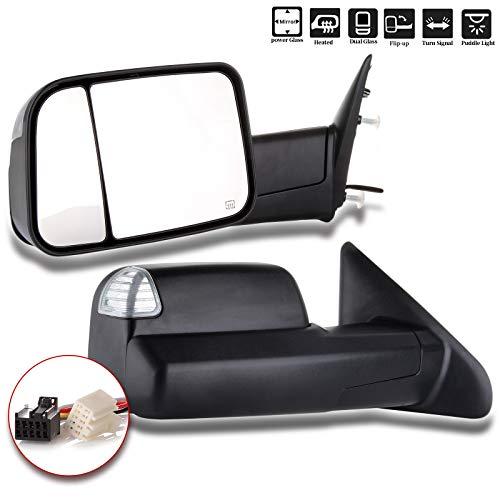 09 dodge ram tow mirror - 2