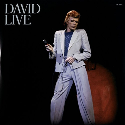 David Live (2005 Mix) (Remastered Version)(3LP)