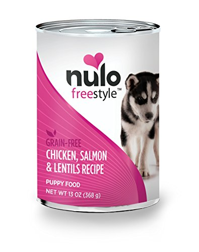 Nulo Adult & Puppy Grain-Free Canned Wet Dog Food