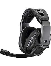 ゼンハイザー ワイヤレスゲーミングヘッドセット GSP 670 ローレイテンシー&Bluetooth接続、7.1チャンネルサラウンド・サウンド、ノイズキャンセリングマイク、簡単マイクミュート機能 PC、PS4、スマホ対応【国内正規品】