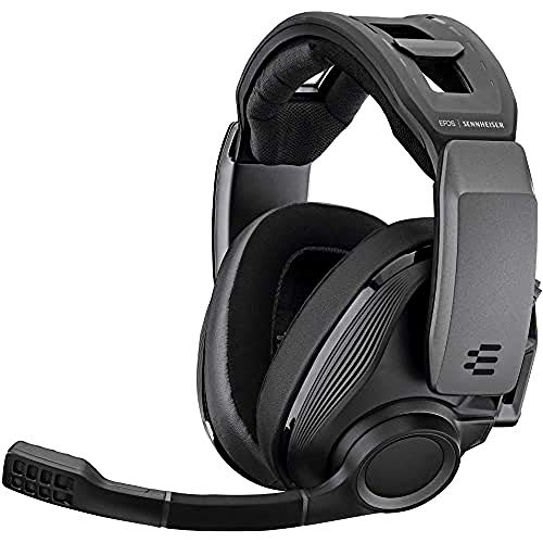 Sennheiser GSP 670 Casque Gaming sans Fil et Bluetooth à Fai