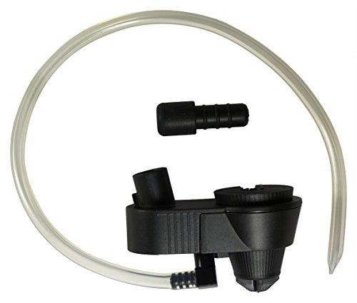 Cappuccinatore melkopschuimer incl. adapter voor SAECO Intelia Lirika Intuita Syntia Minuto Moltio NIEUW bruikbaar voor modellen met 6 mm stoombuis en groef
