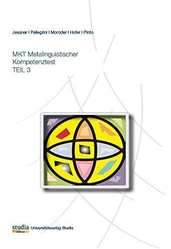 MKT Metalinguistischer Kompetenztest TEIL 3