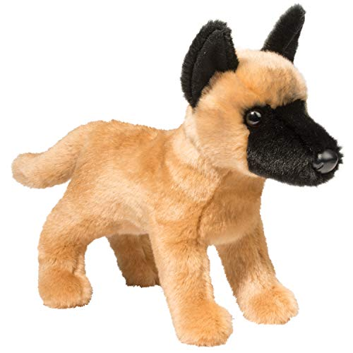 Douglas Klaus Belgian Malinois Dog Plush Stuffed Animal