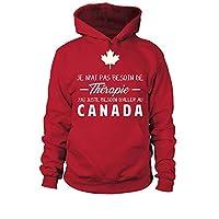 Je n'ai pas besoin de thérapie, j'ai juste besoin d'aller au Canada
