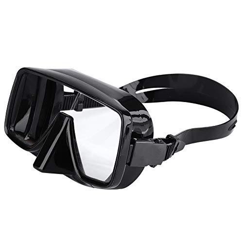 YOPOTIKA Gafas de buceo sumergibles de silicona completa para salvaje/buceo